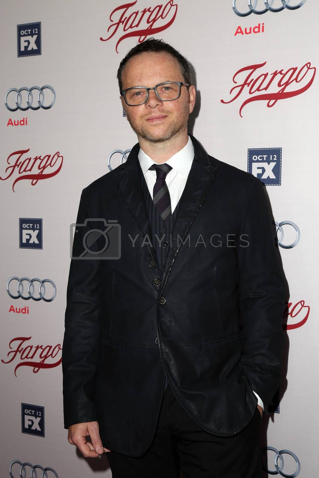 "Noah Hawley at the ""Fargo"" Season 2 Premiere Screening, ArcLight, Hollywood, CA 10-07-15/ImageCollect by ImageCollect"
