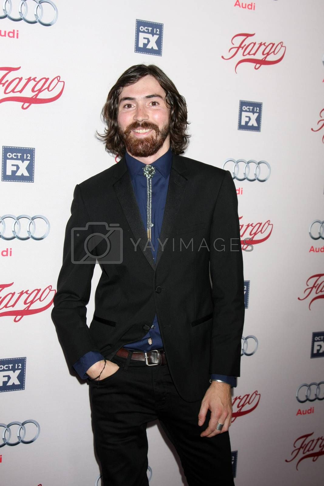"""Keir O'Donnell at the """"Fargo"""" Season 2 Premiere Screening, ArcLight, Hollywood, CA 10-07-15/ImageCollect by ImageCollect"""