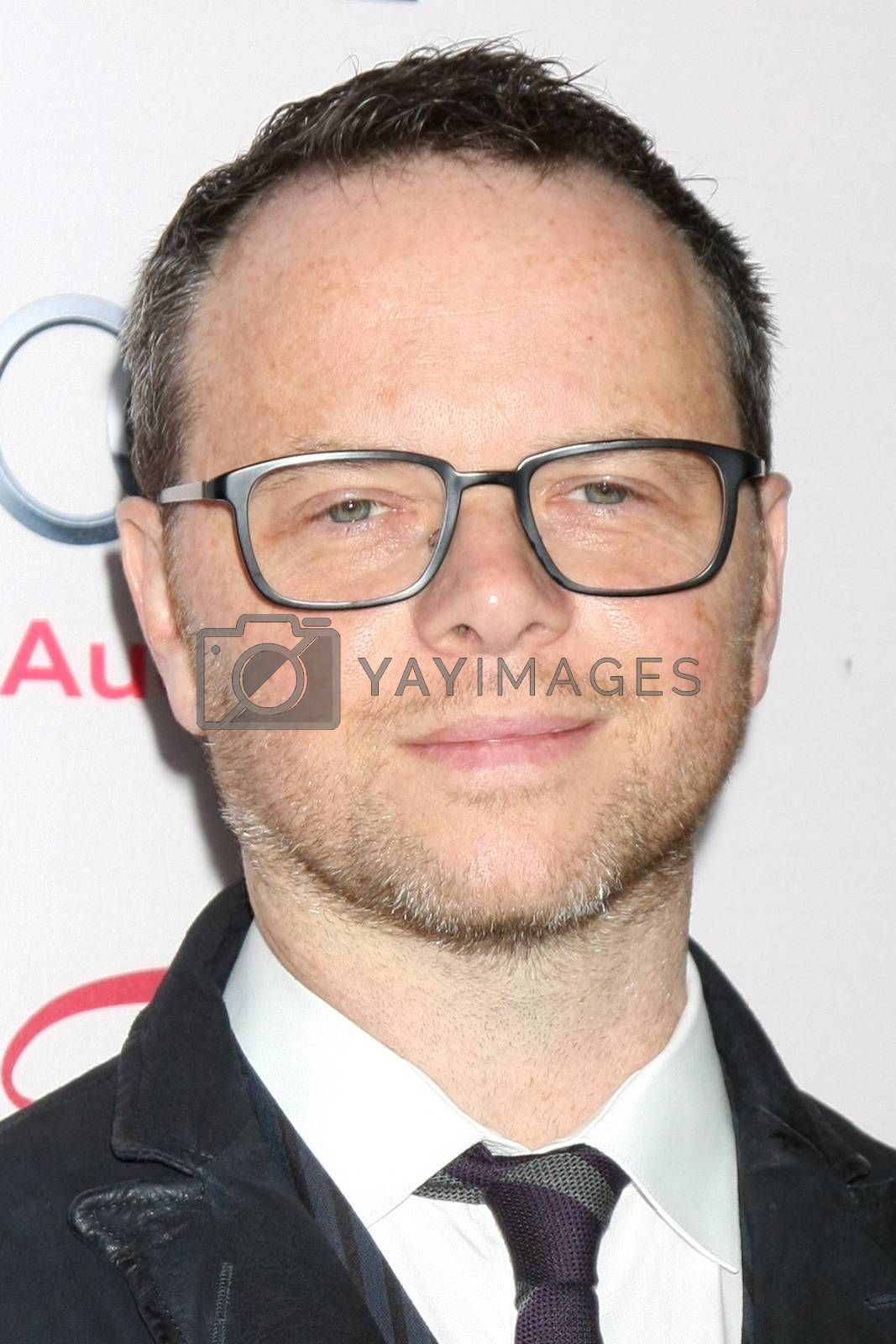 "Noah Hawley at the ""Fargo"" Season 2 Premiere Screening, ArcLight, Hollywood, CA 10-07-15/ImageCollect by ImageCollect"