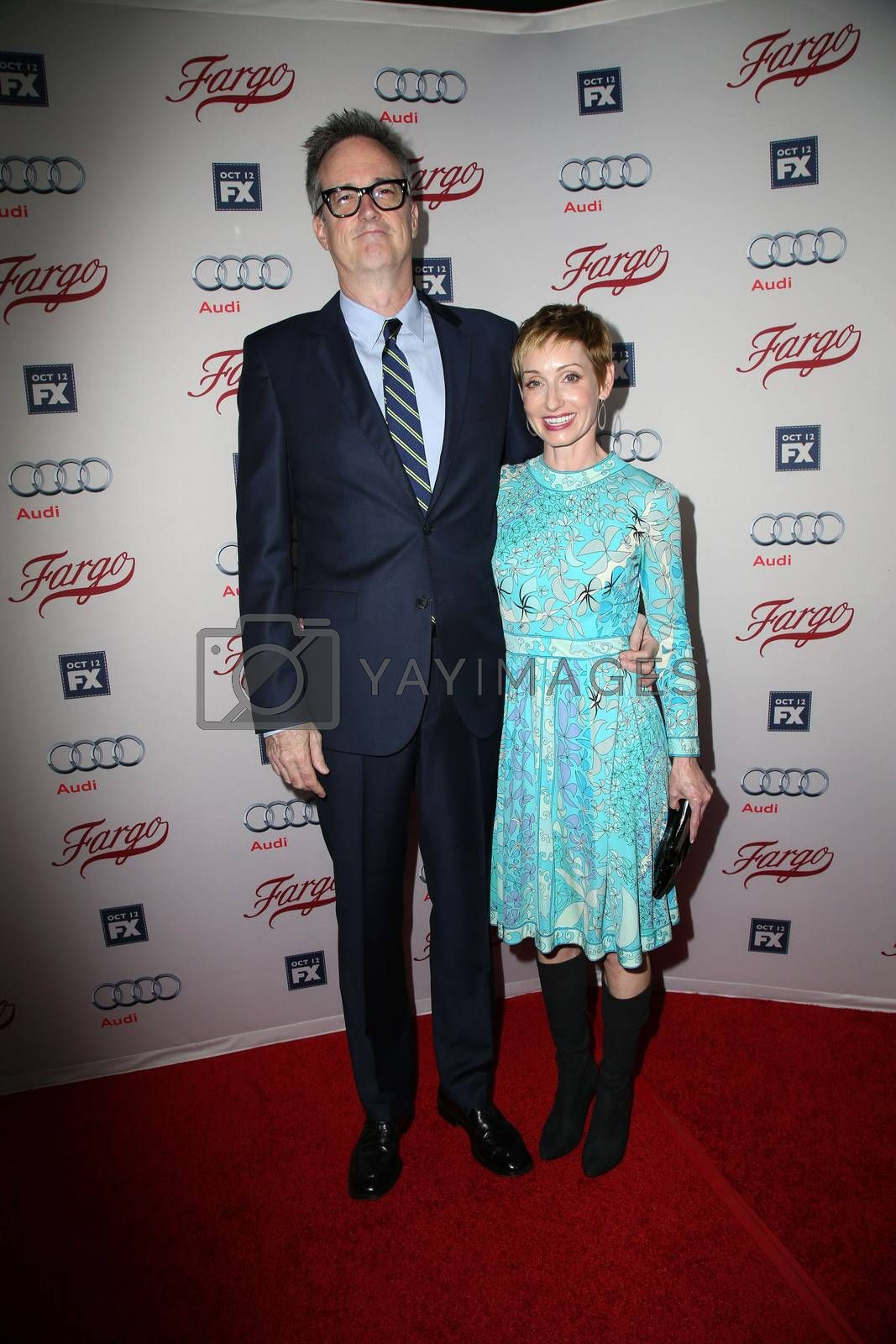 "John Cameron at the ""Fargo"" Season 2 Premiere Screening, ArcLight, Hollywood, CA 10-07-15/ImageCollect by ImageCollect"