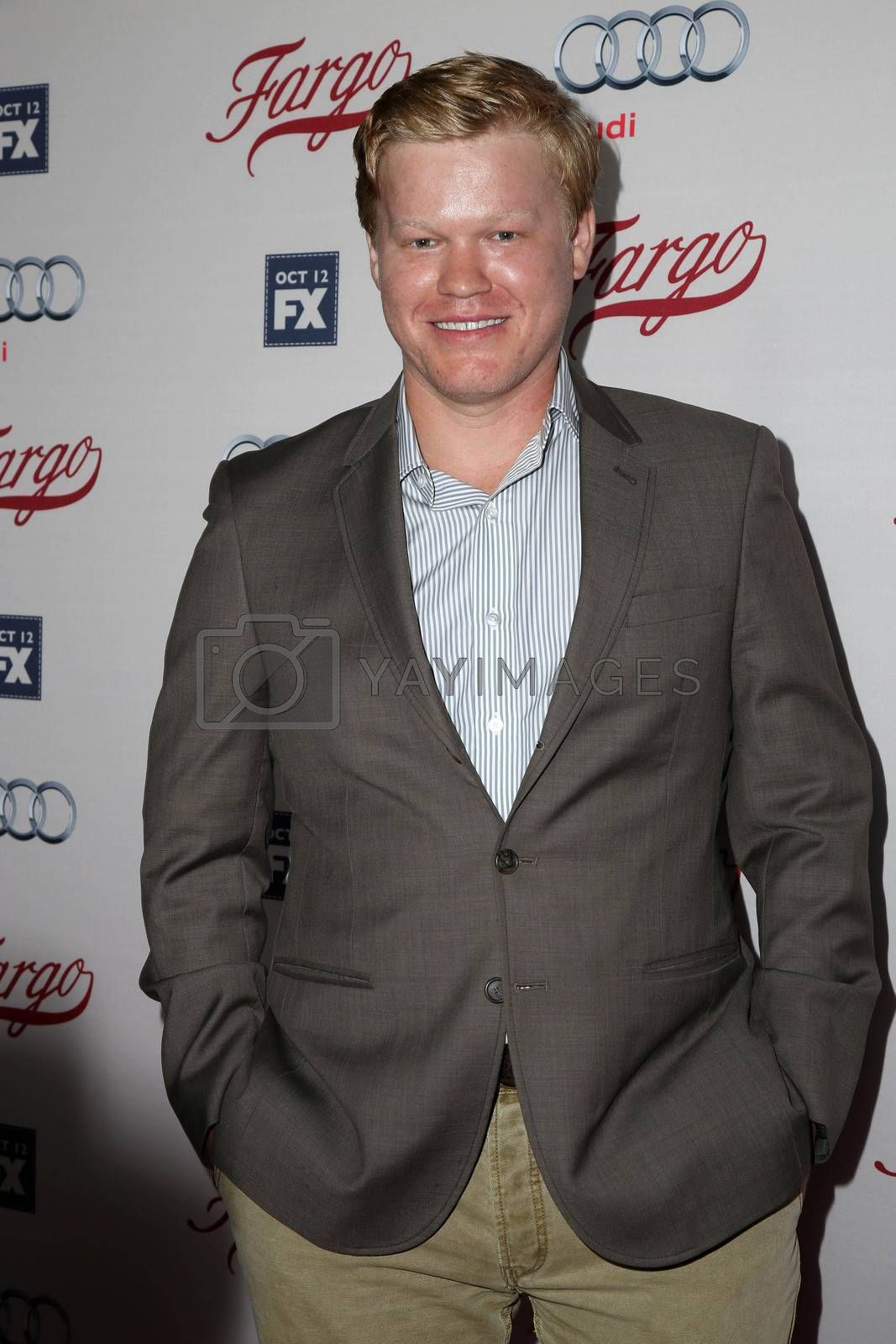 "Jesse Plemons at the ""Fargo"" Season 2 Premiere Screening, ArcLight, Hollywood, CA 10-07-15/ImageCollect by ImageCollect"