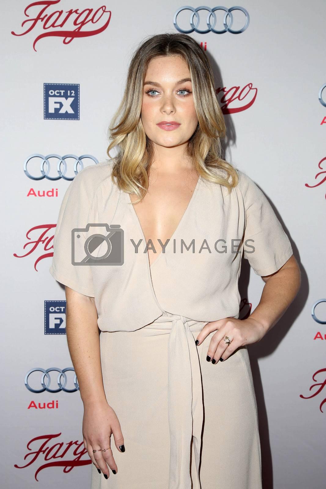 "Rachel Keller at the ""Fargo"" Season 2 Premiere Screening, ArcLight, Hollywood, CA 10-07-15/ImageCollect by ImageCollect"