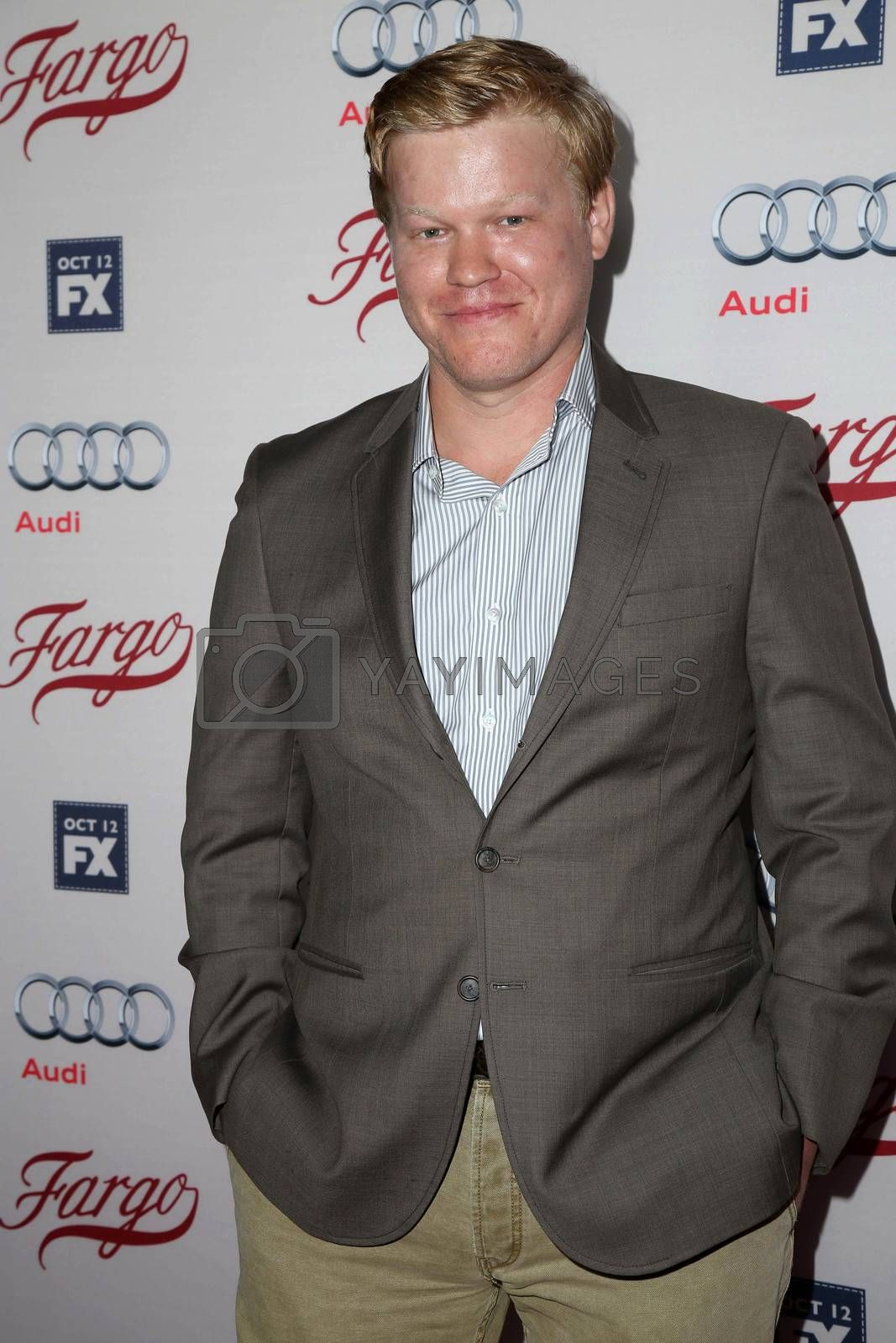 """Jesse Plemons at the """"Fargo"""" Season 2 Premiere Screening, ArcLight, Hollywood, CA 10-07-15/ImageCollect by ImageCollect"""