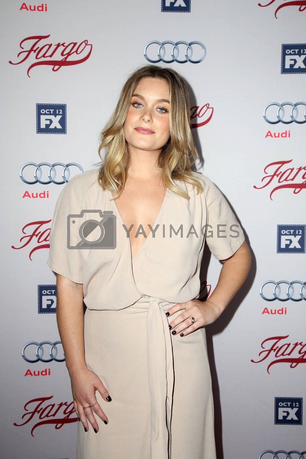 "Rachel Keller at the ""Fargo"" Season 2 Premiere Screening, ArcLight, Hollywood, CA 10-07-15/ImageCollect by ImageCollect"