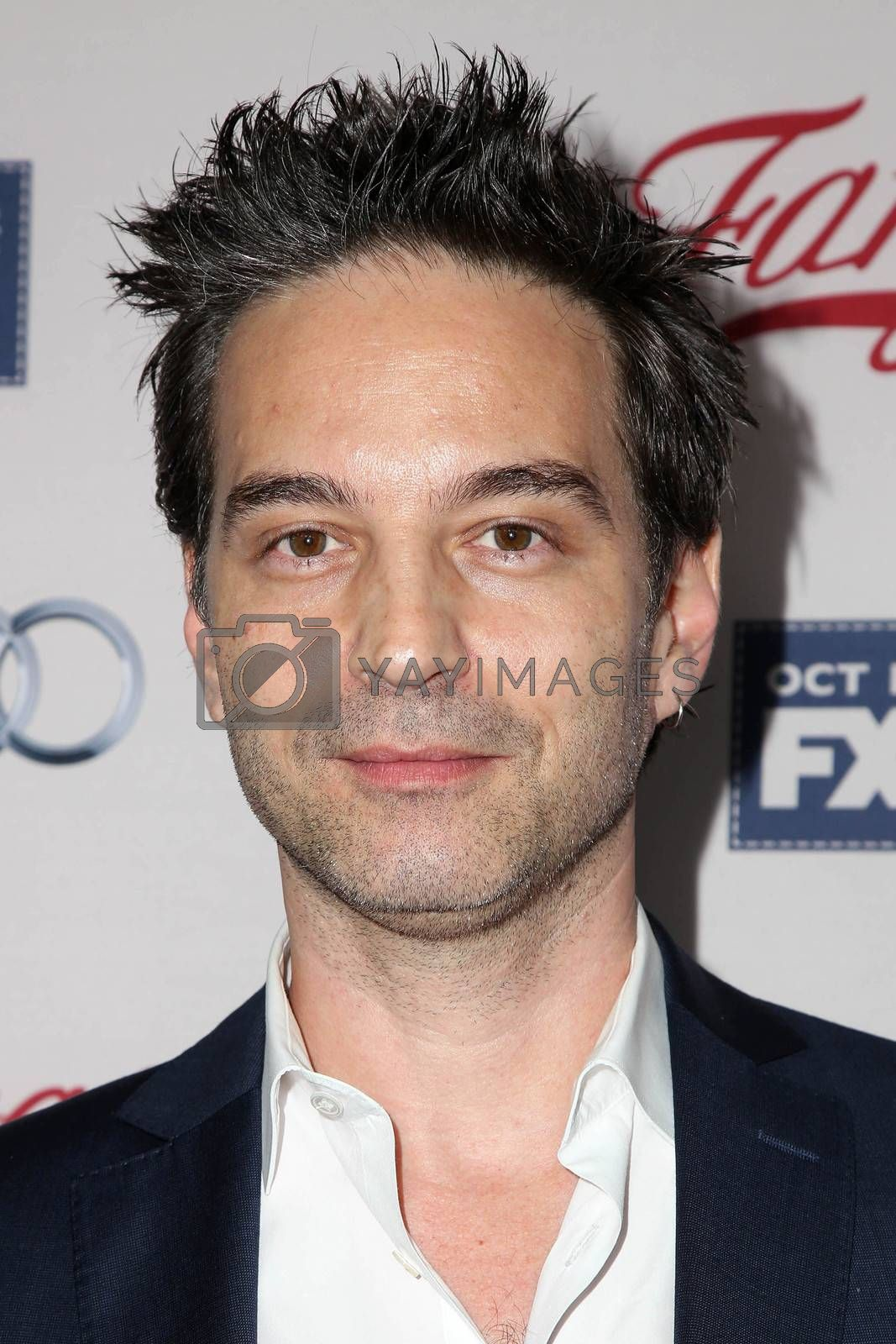 "Jeff Russo at the ""Fargo"" Season 2 Premiere Screening, ArcLight, Hollywood, CA 10-07-15/ImageCollect by ImageCollect"
