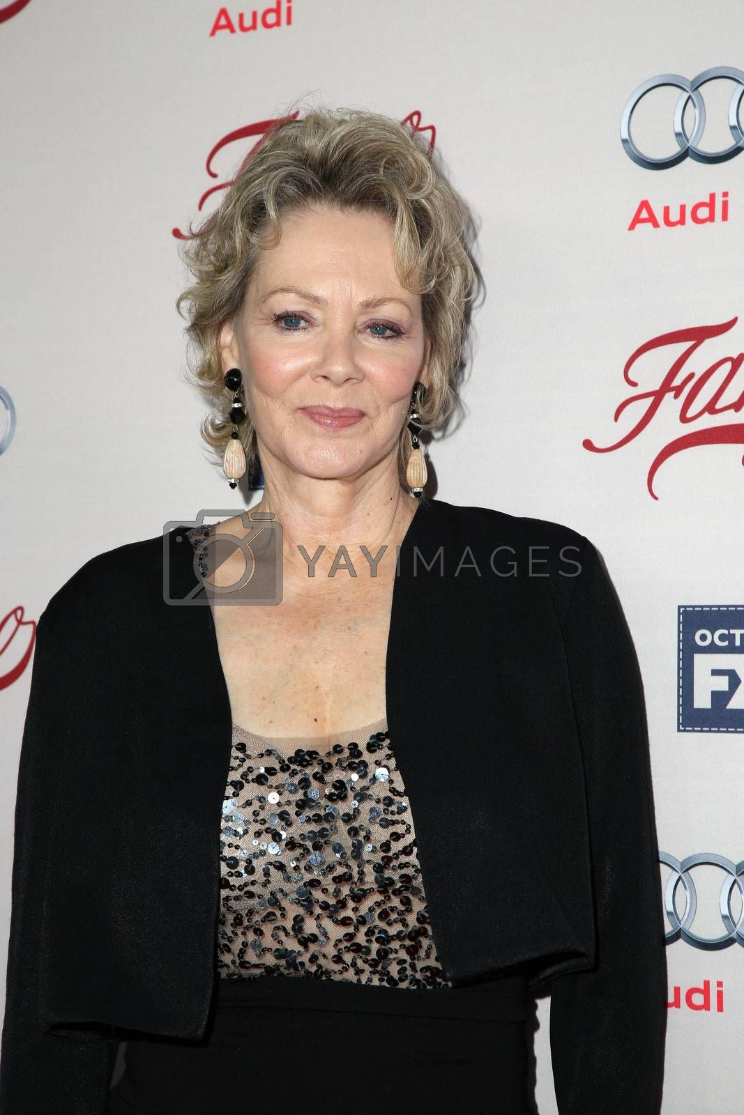 """Jean Smart at the """"Fargo"""" Season 2 Premiere Screening, ArcLight, Hollywood, CA 10-07-15/ImageCollect by ImageCollect"""