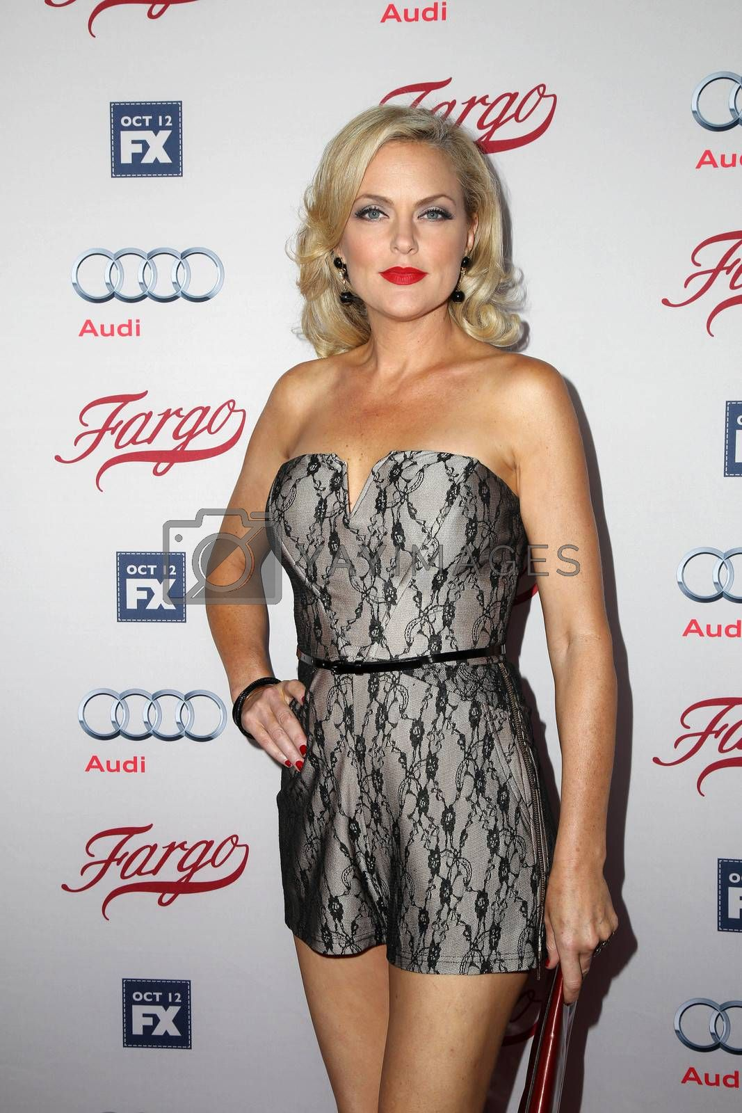 "Elaine Hendrix at the ""Fargo"" Season 2 Premiere Screening, ArcLight, Hollywood, CA 10-07-15/ImageCollect by ImageCollect"