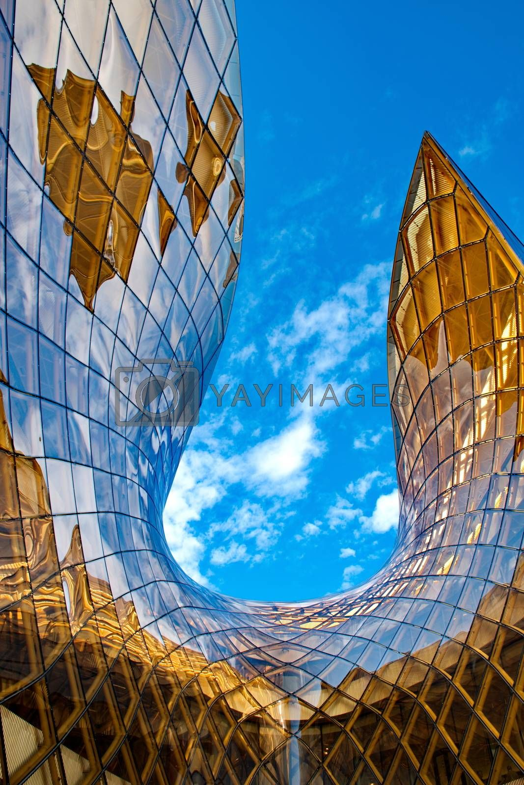 MALMO, SWEDEN - SEPTEMBER 13: Emporia Shopping Center on September 13, 2013 in Malmo. Luxury shopping mall designed by architect Gert Wingardh's Studio.