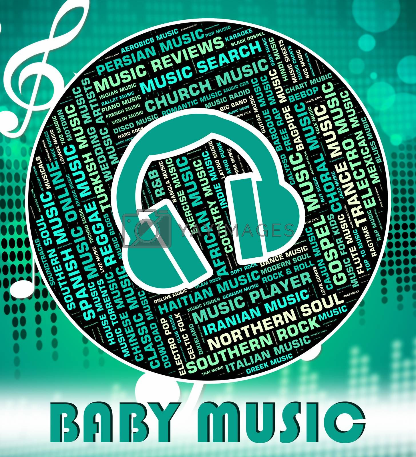 Baby Music Meaning Sound Track And Babies