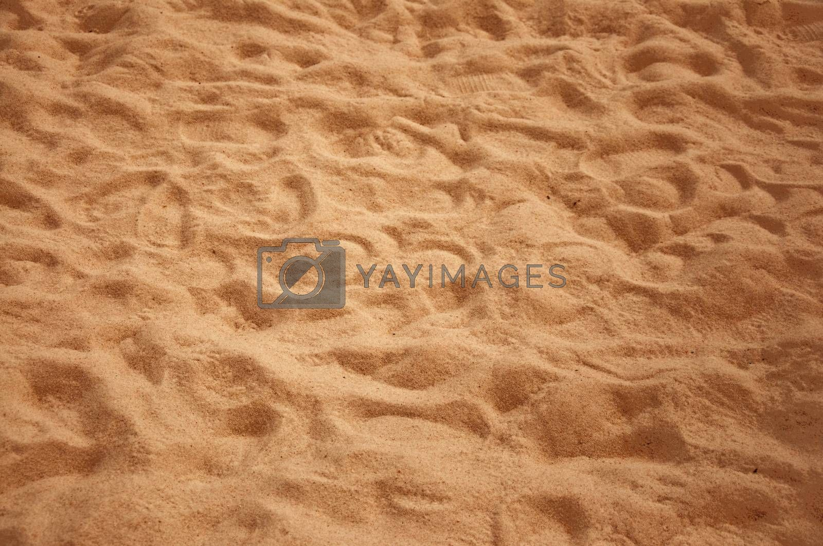 Beautiful yellow high resolution warm sand texture