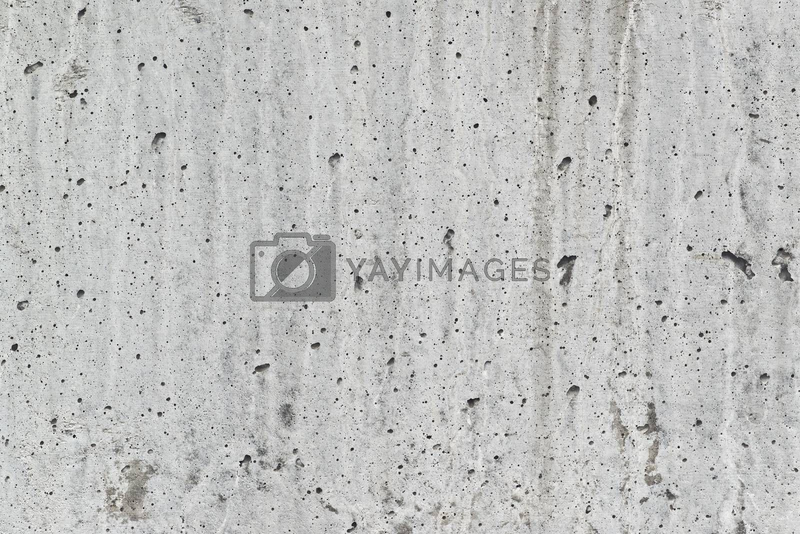 Cement Concrete Wall Texture Pattern as Urban Architecture Background.