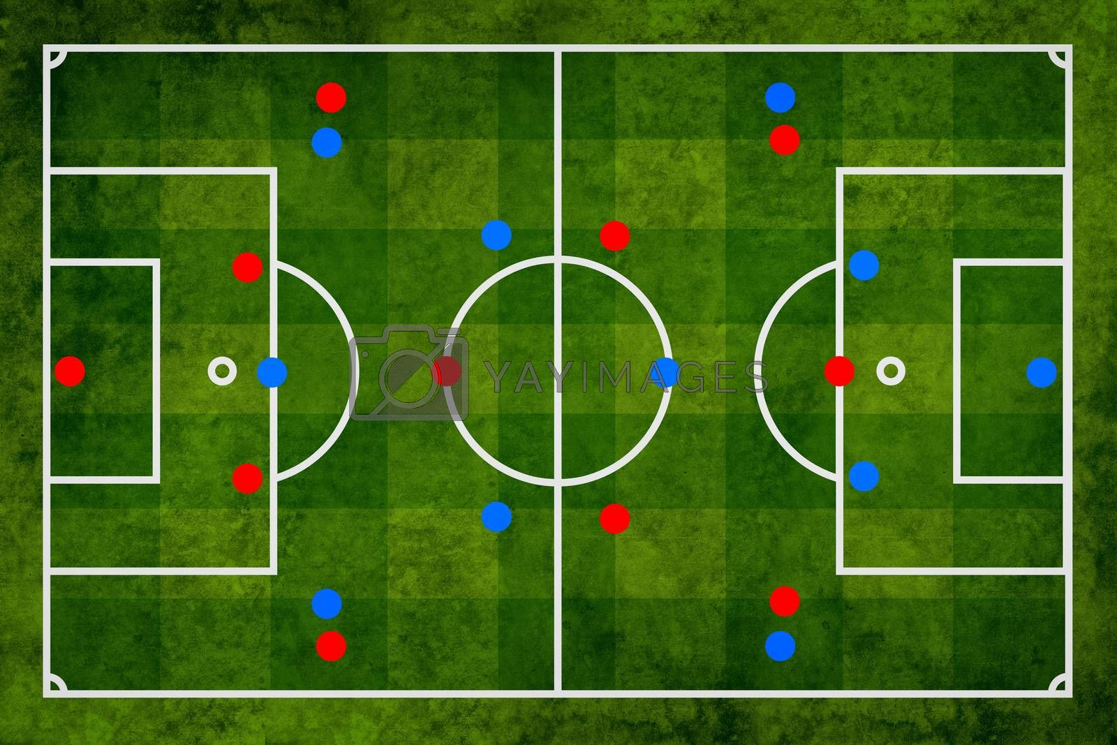 Soccer strategy and tactics by stevanovicigor