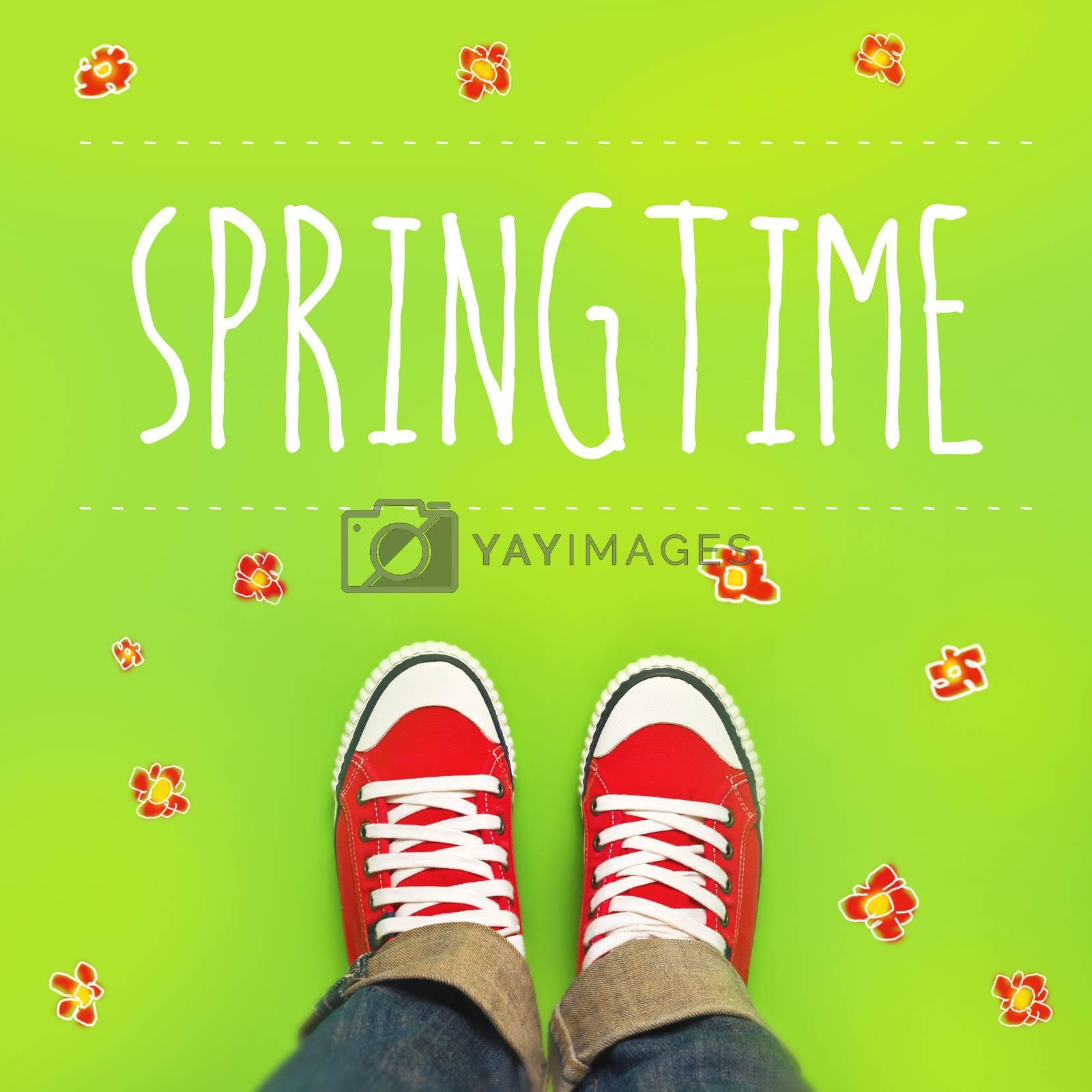 Springtime Concept by stevanovicigor