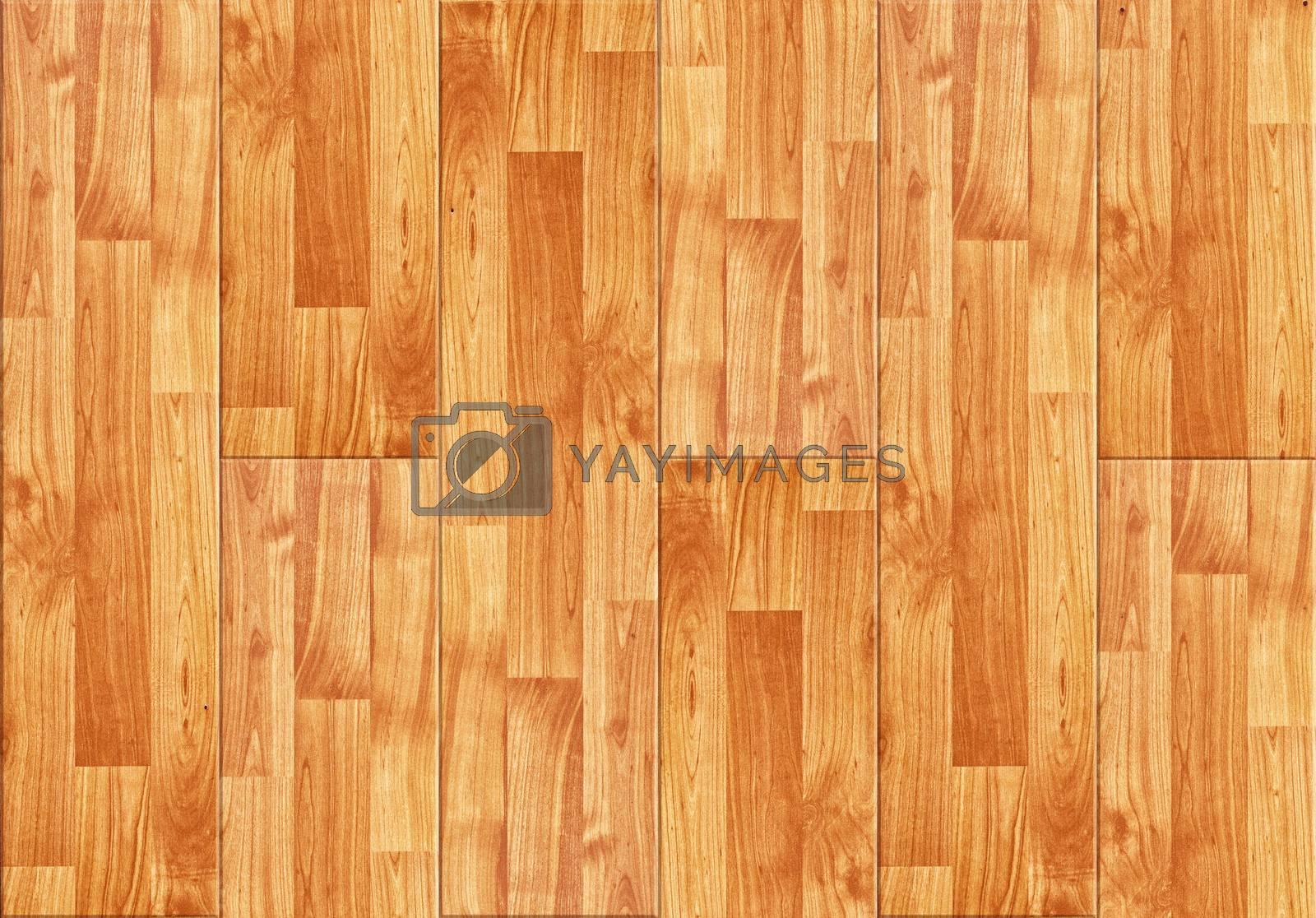 Seamless wood laminated parquet floor texture pattern as interior design background