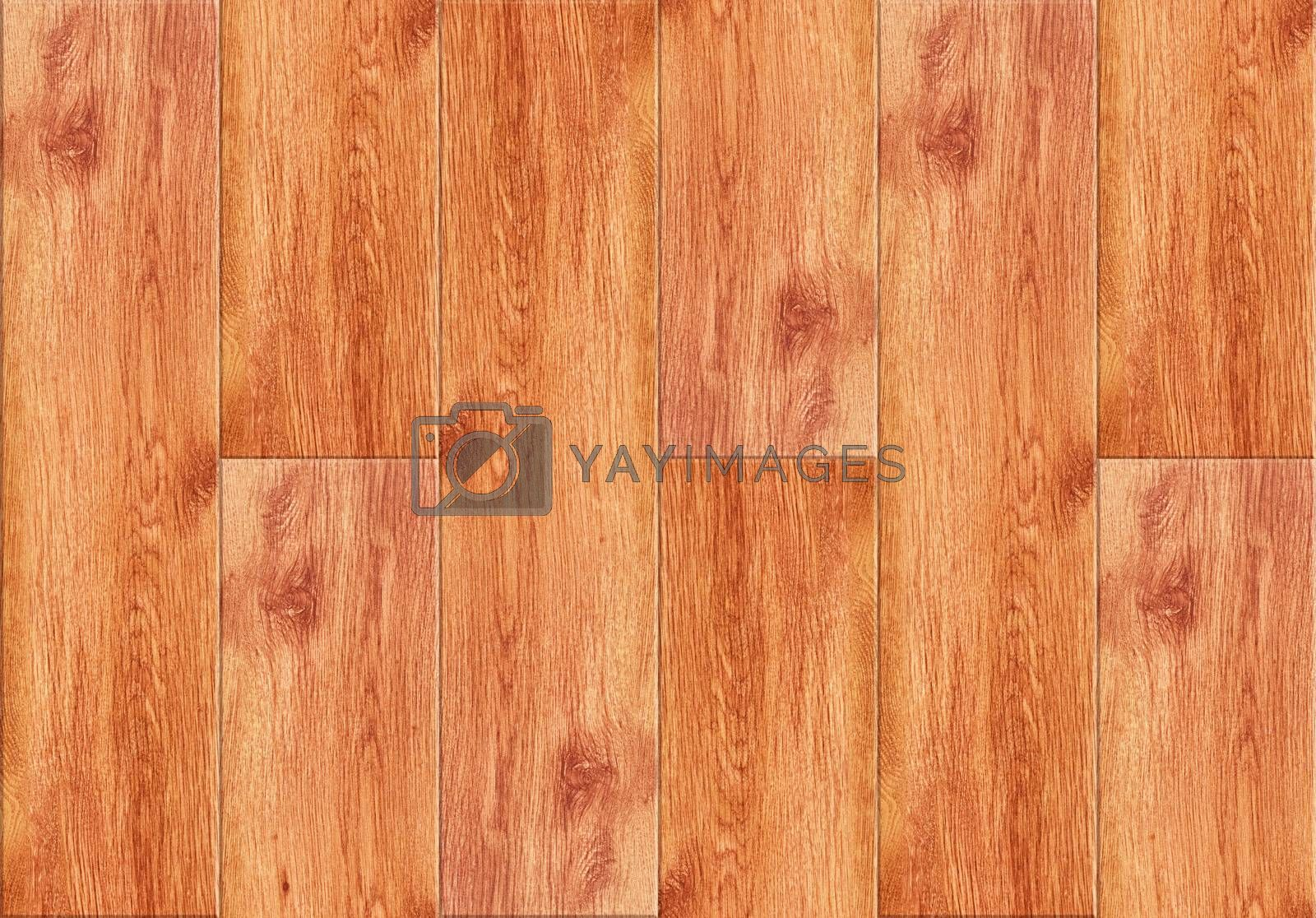 Seamless wood laminated floor texture pattern as interior design background