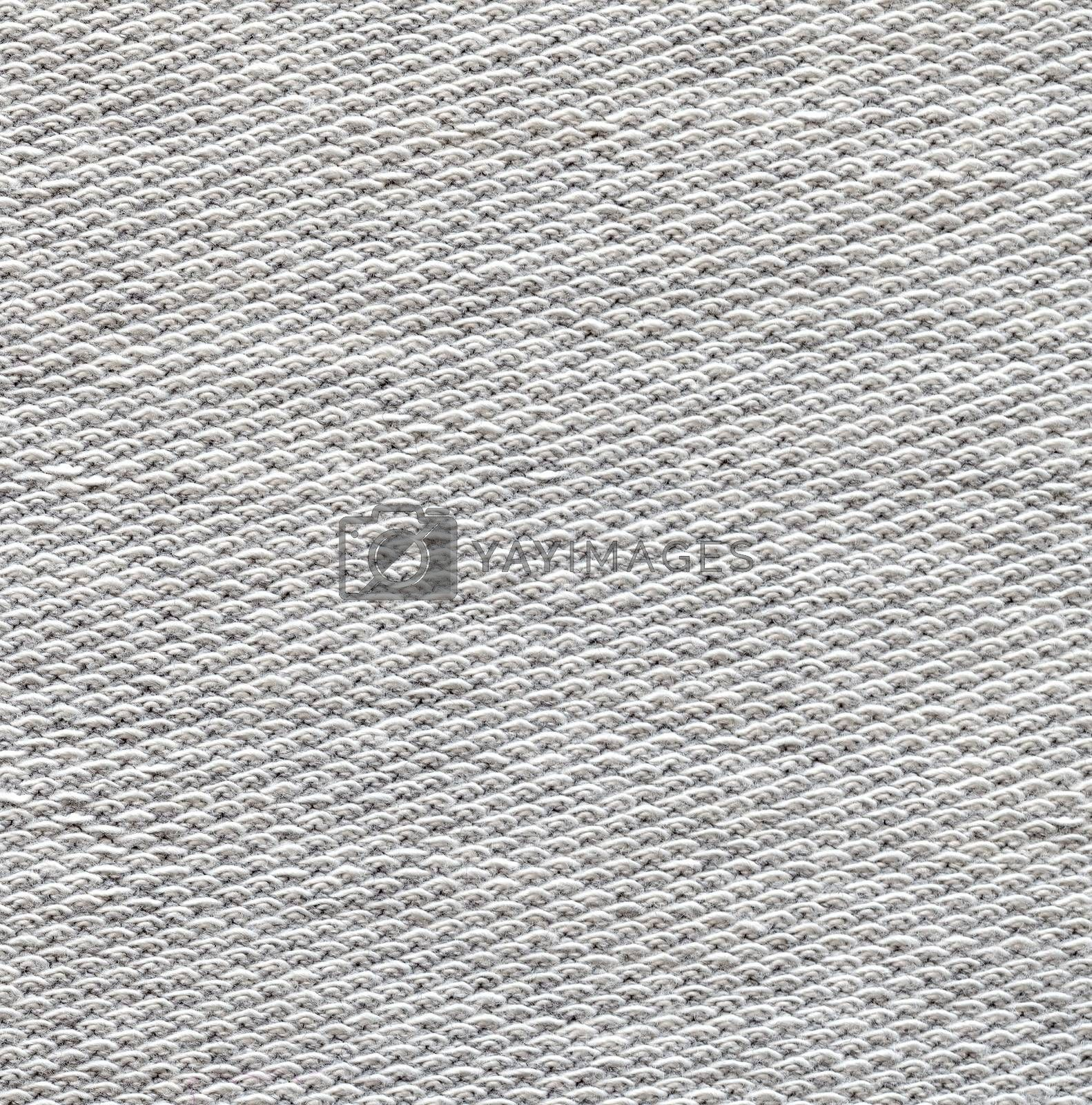 Fabric texture. Light gray color textile background