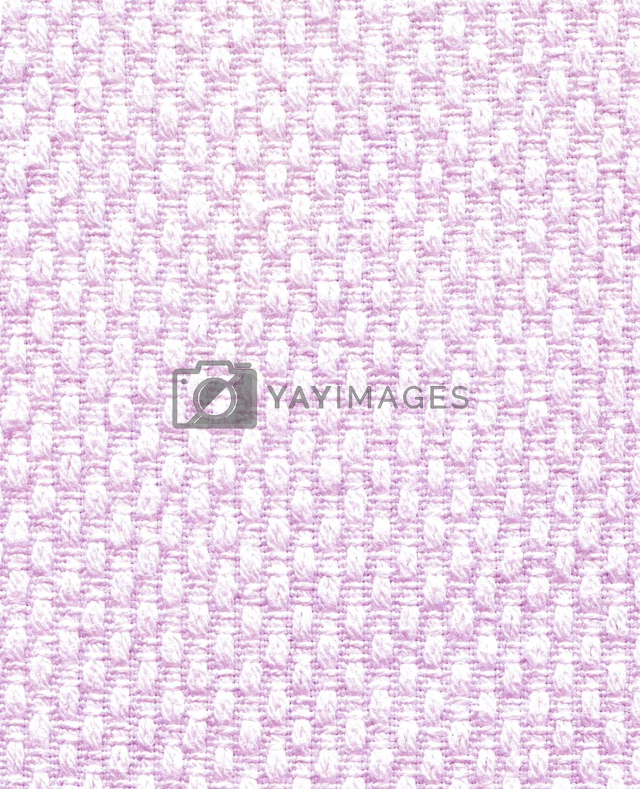 Fabric texture, soft light pink cotton pattern
