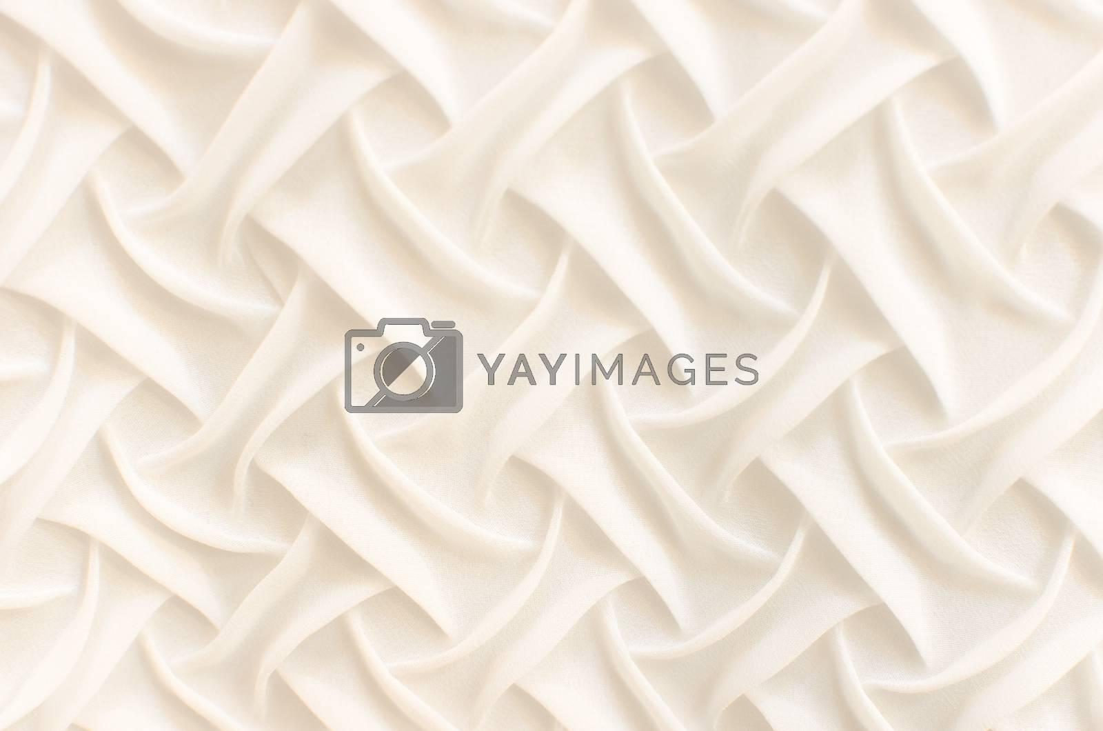 The white patterns fashion