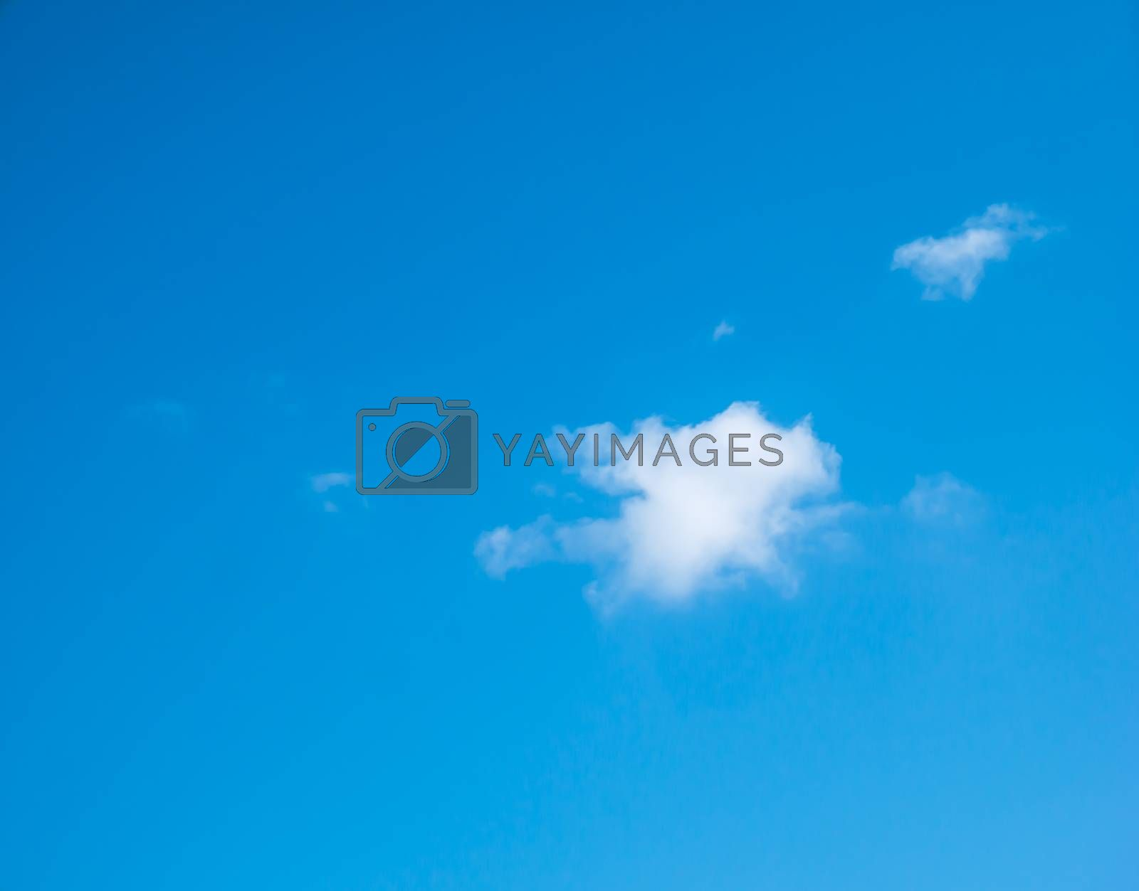 Royalty free image of Sky and clouds by nikky1972