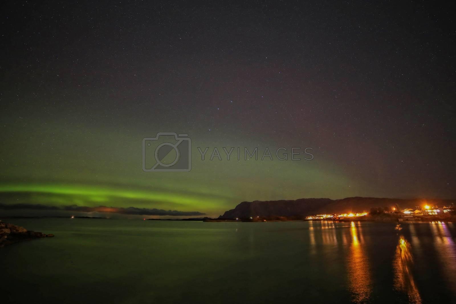 Aurora borealis - Nordlyset