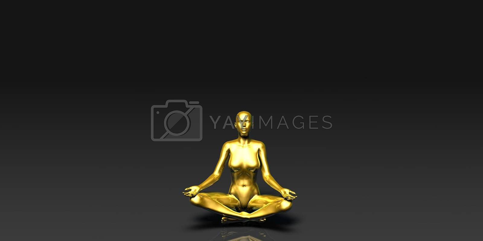 Yoga Pose, the Lotus Position Basic Poses Guide