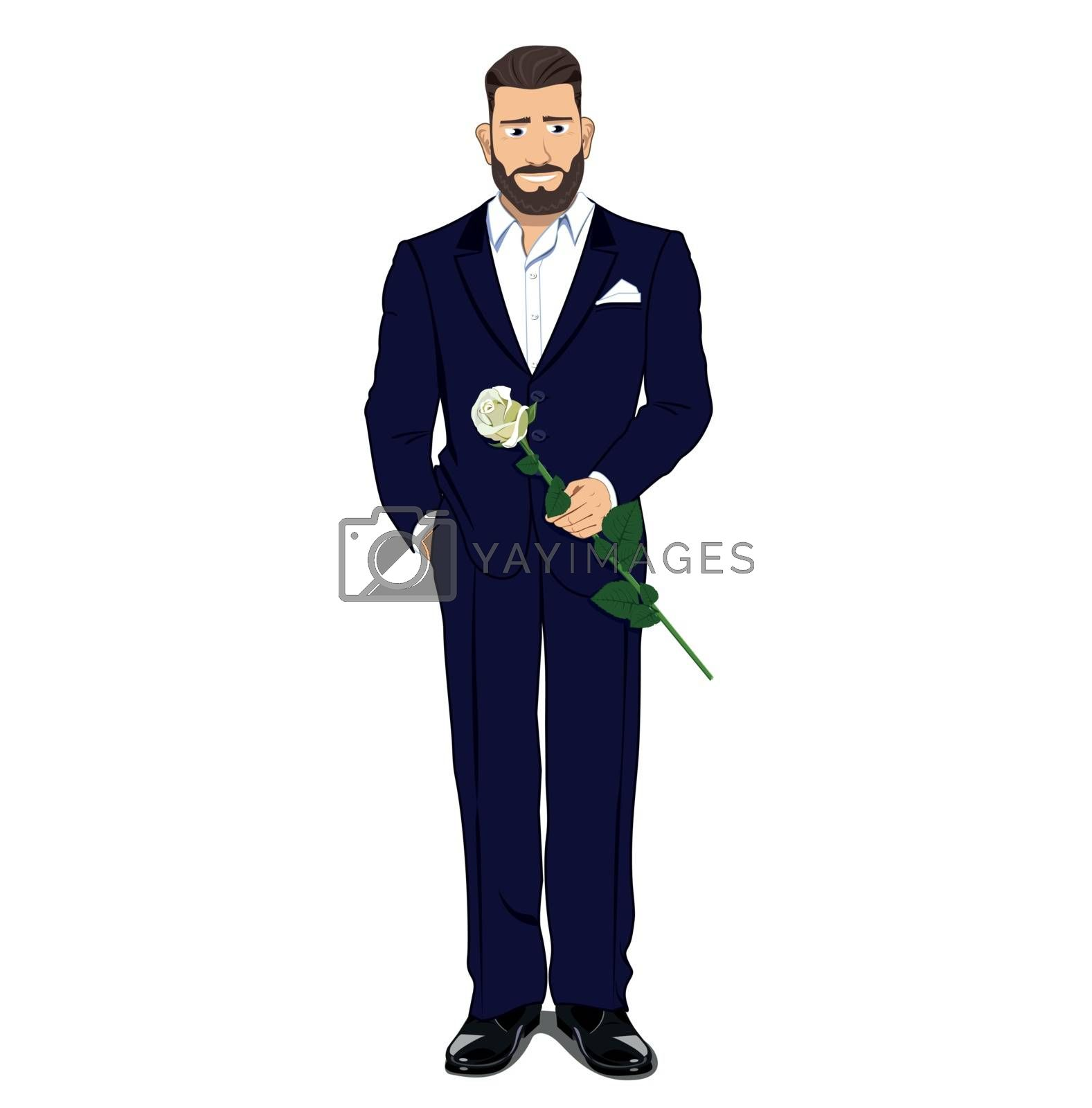 Royalty free image of Man by liana2012