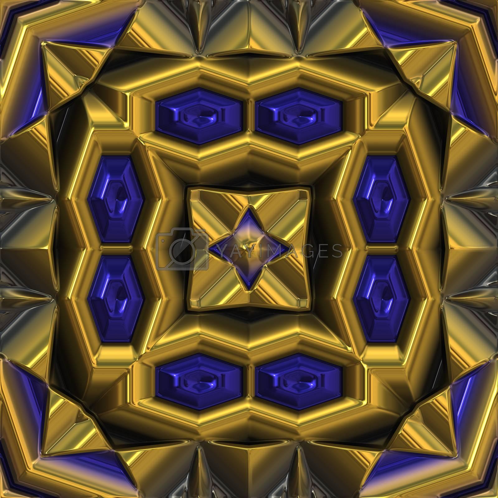 Royalty free image of seamless0129_9 by gallofoto