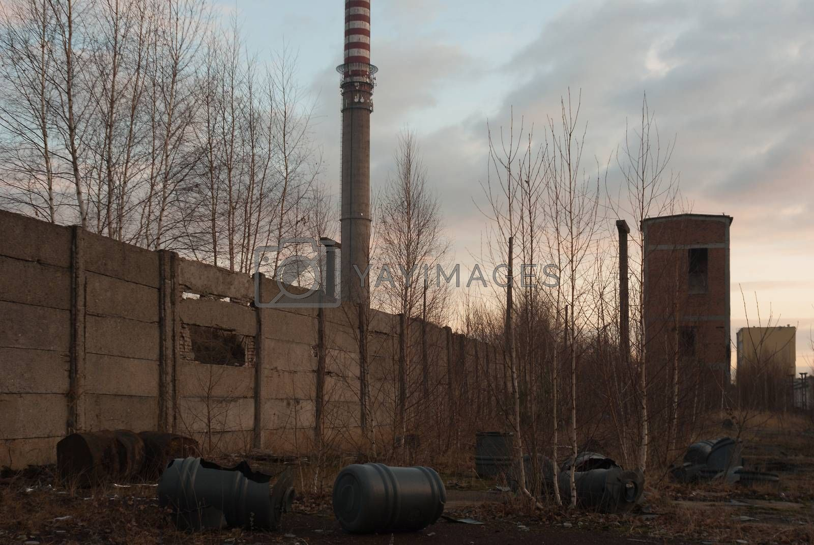 factory by TSpider
