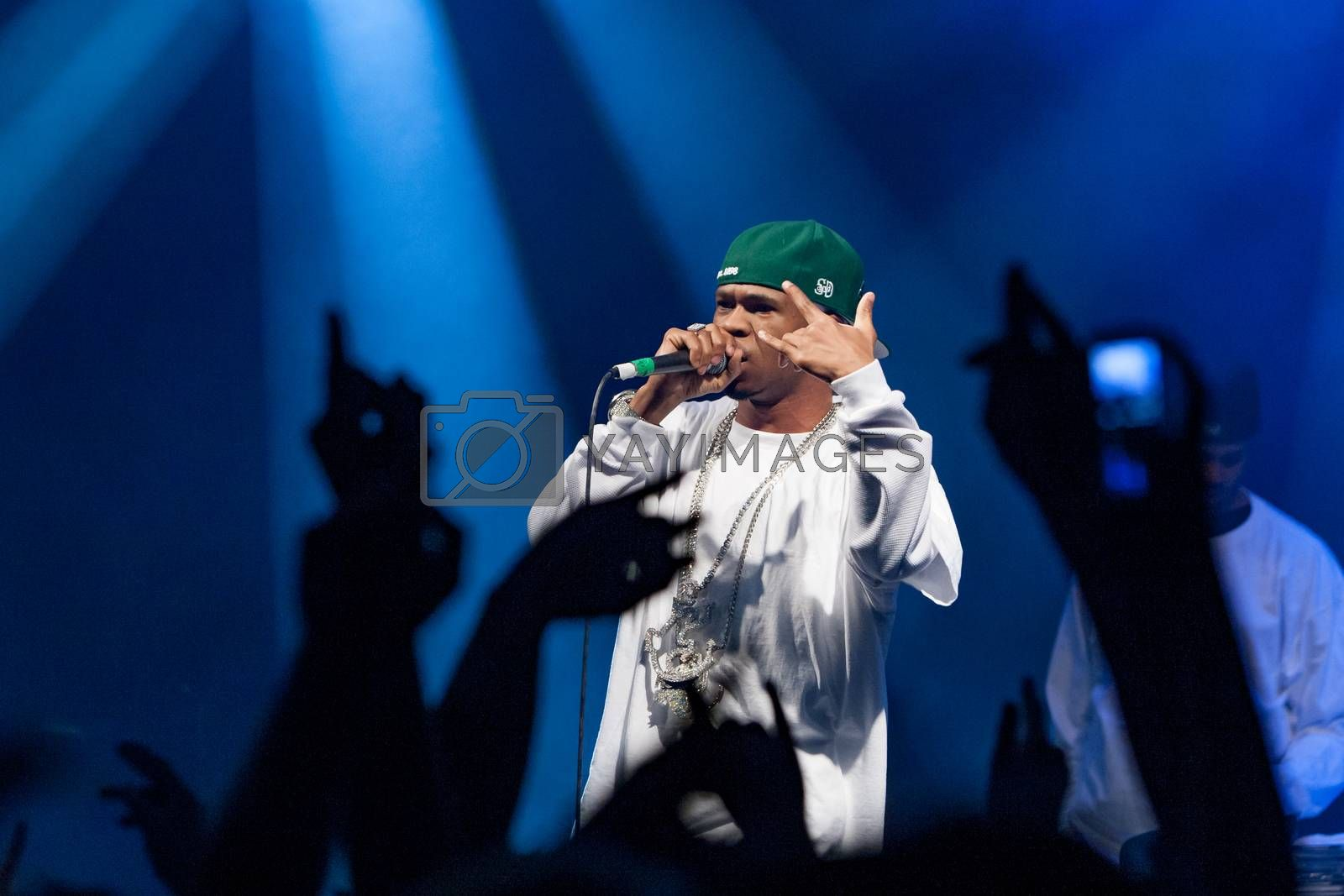 Royalty free image of Chamillionaire by paulw