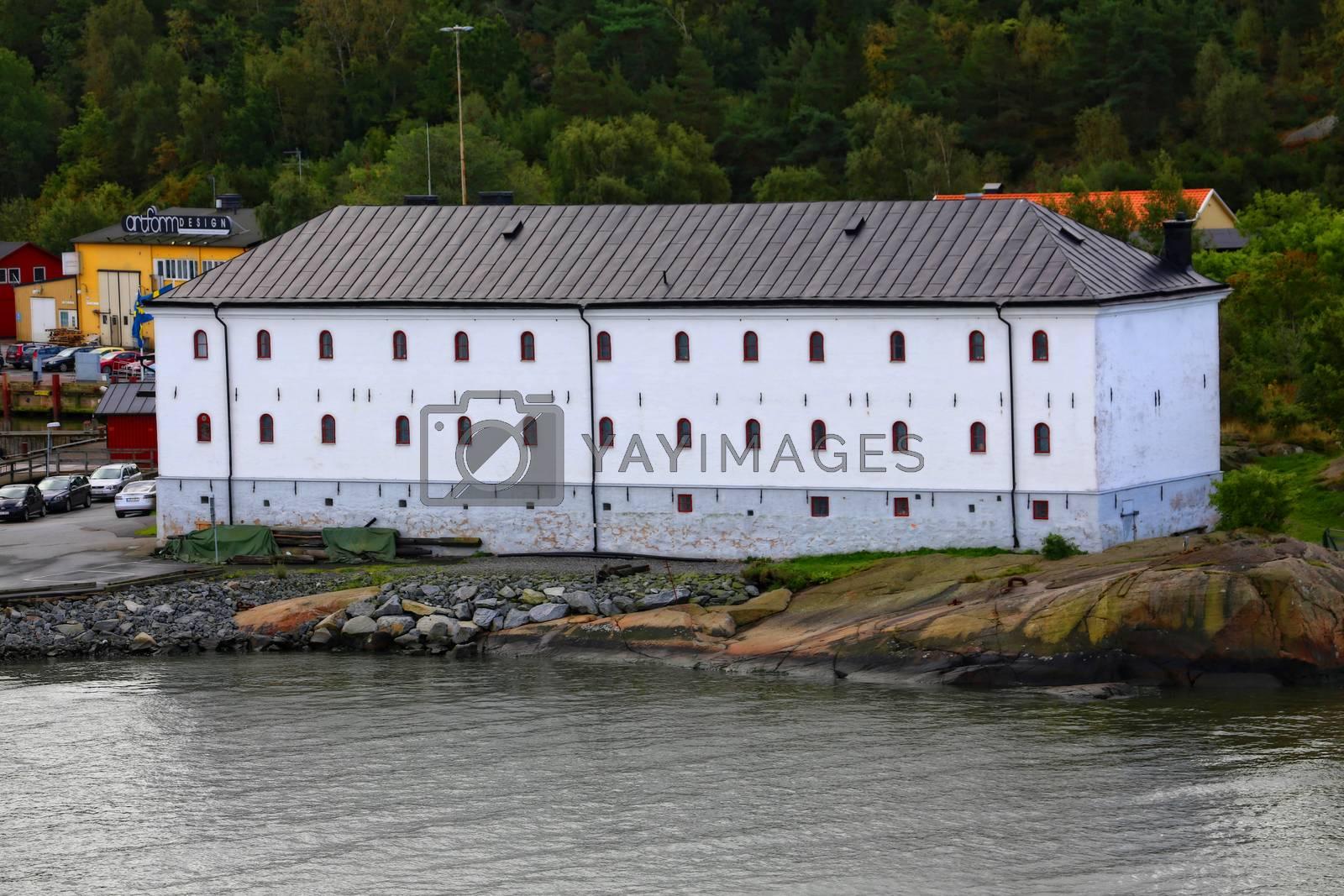 Nya Varvet är en stadsdel, en före detta örlogshamn och ett fängelse i Göteborgs kommun. Stadsdelen har en areal på 80 hektar.Nya Varvsområdet bildade 1876–1931 Nya Varvets landskommun
