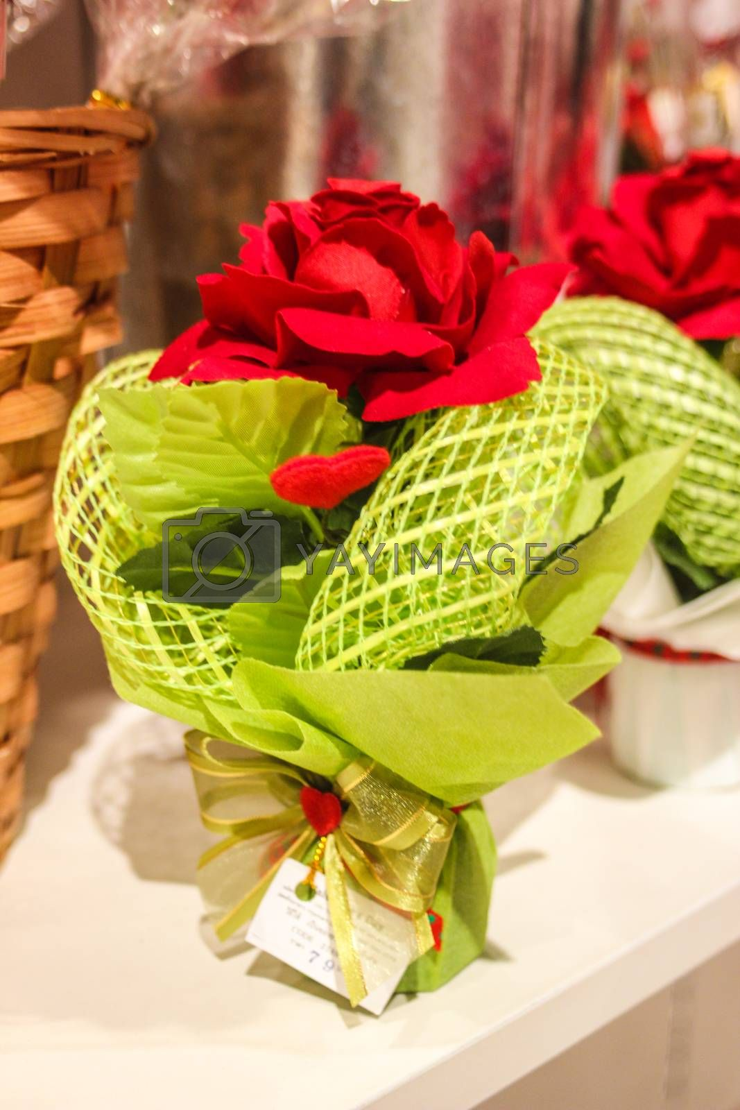 Royalty free image of Valentine's Day - Romance - Happiness by monthonparadise