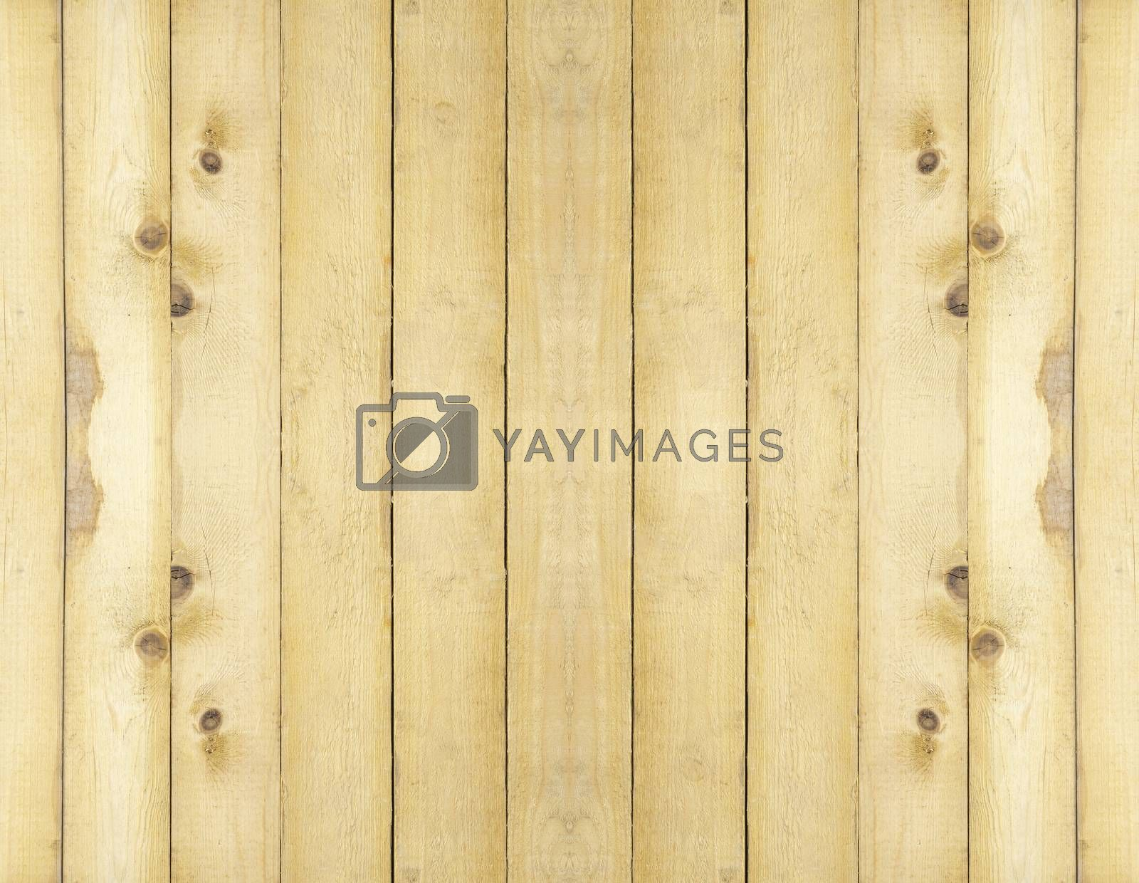 Wood pine plank texture with natural patterns background.