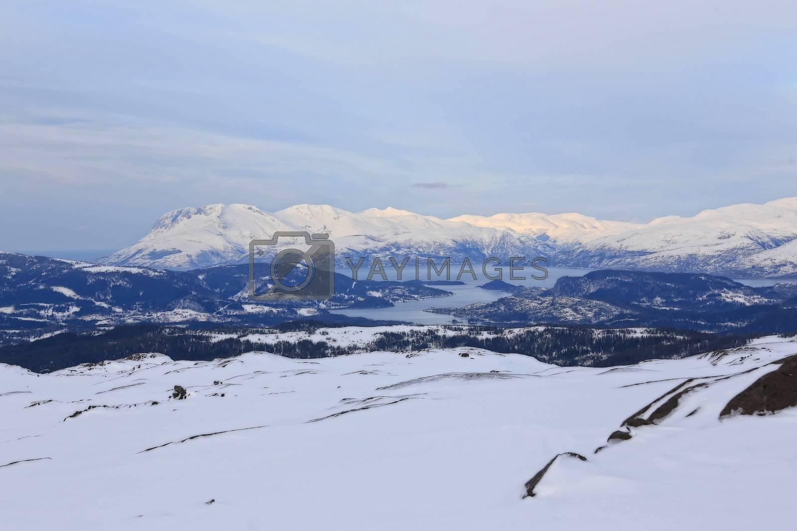 Skitur til Sausfjellet