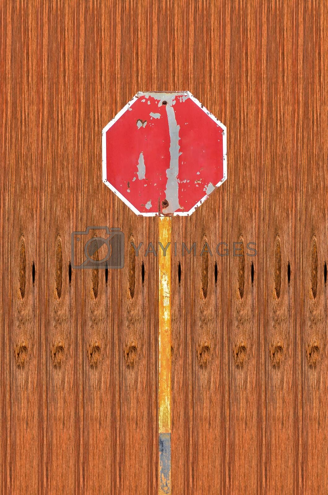Royalty free image of Traffic Signs by raweenuttapong