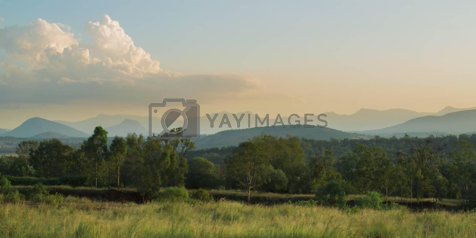 Beautiful Countryside by artistrobd