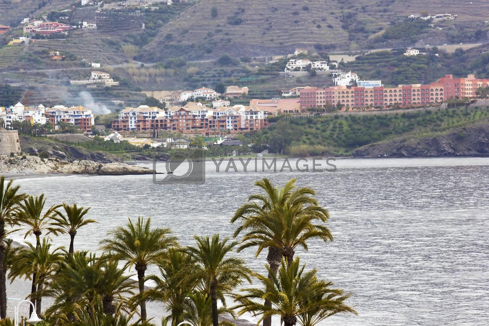 Almunecar, Andalusia region, Costa del Sol, Spain