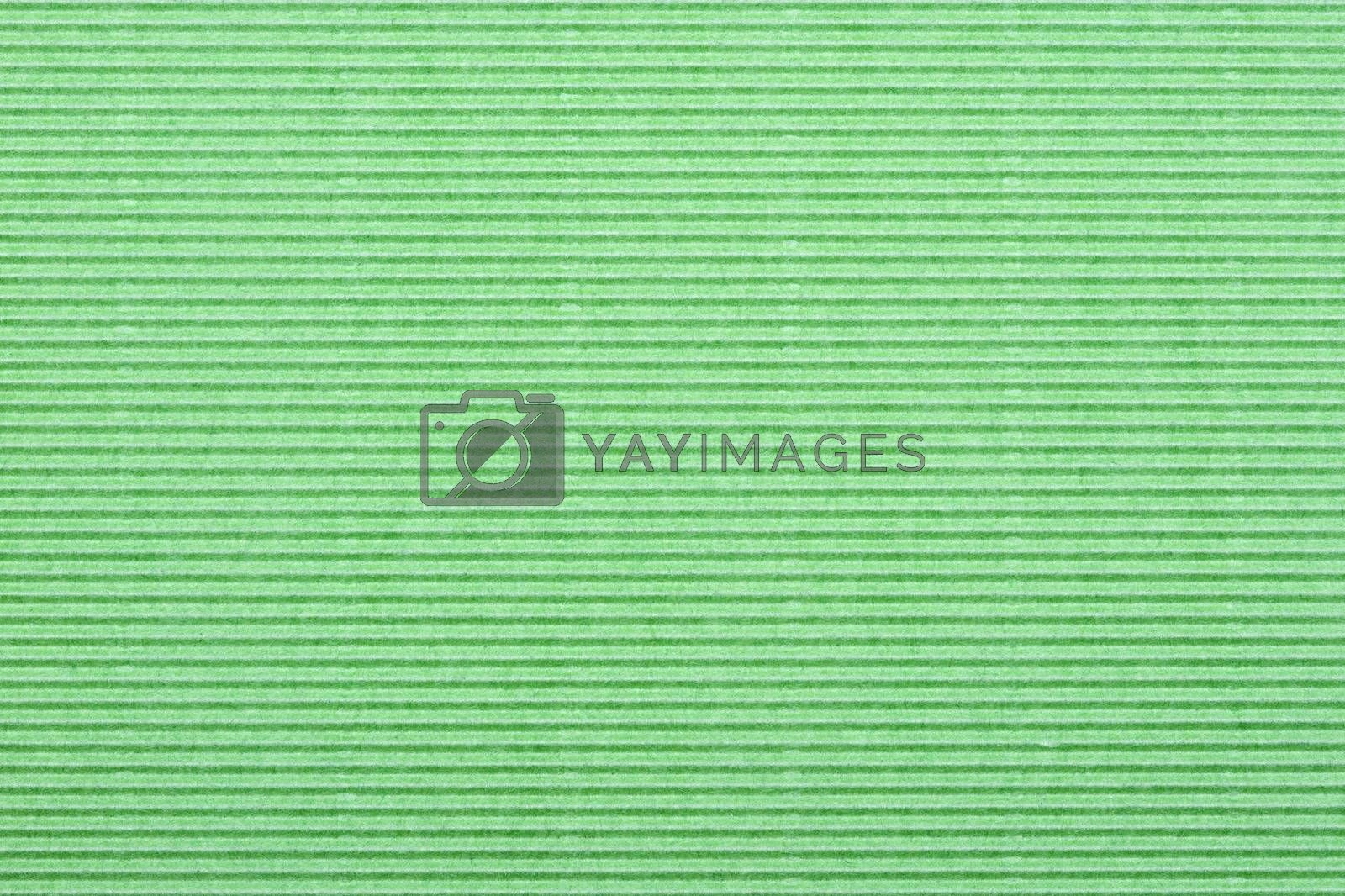 Green cardboards, a background or texture