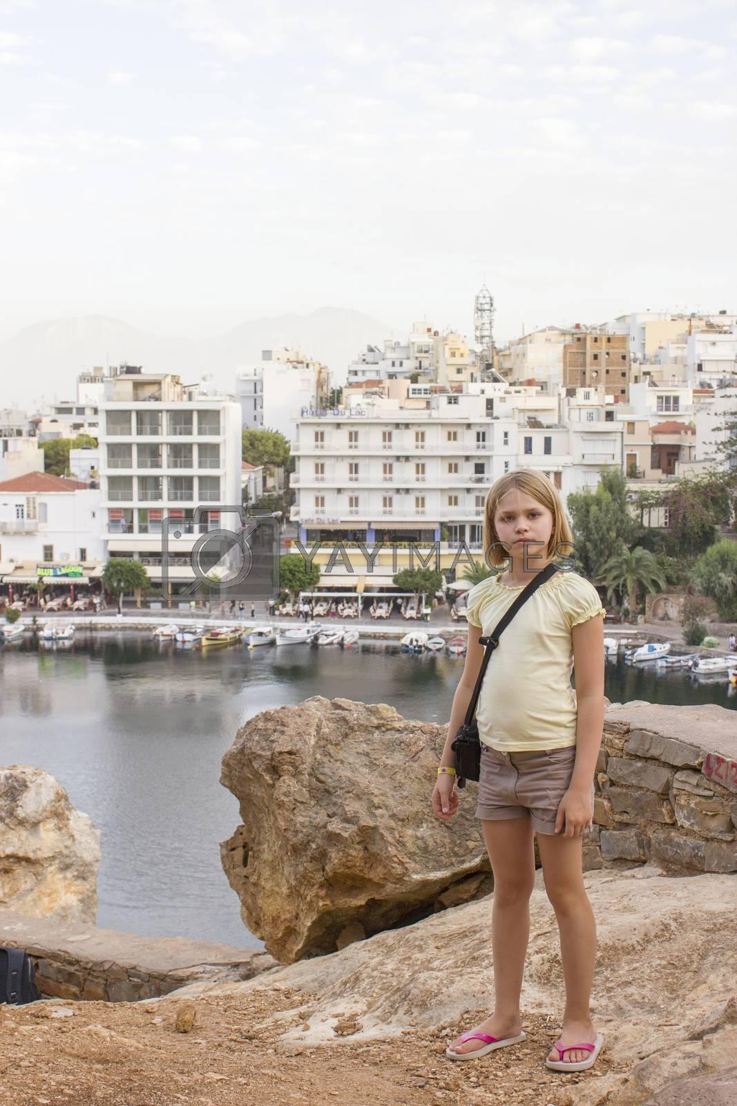 Agios Nikolaos, Crete by miradrozdowski