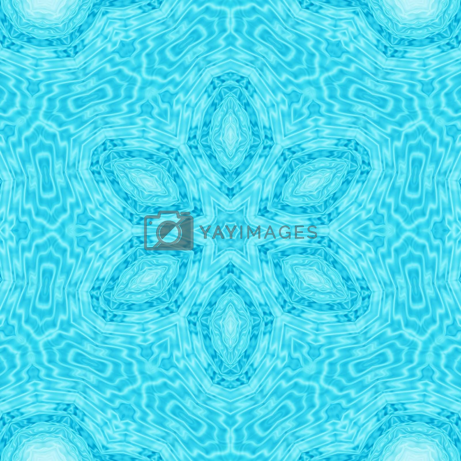Abstract background with pattern from water ripples