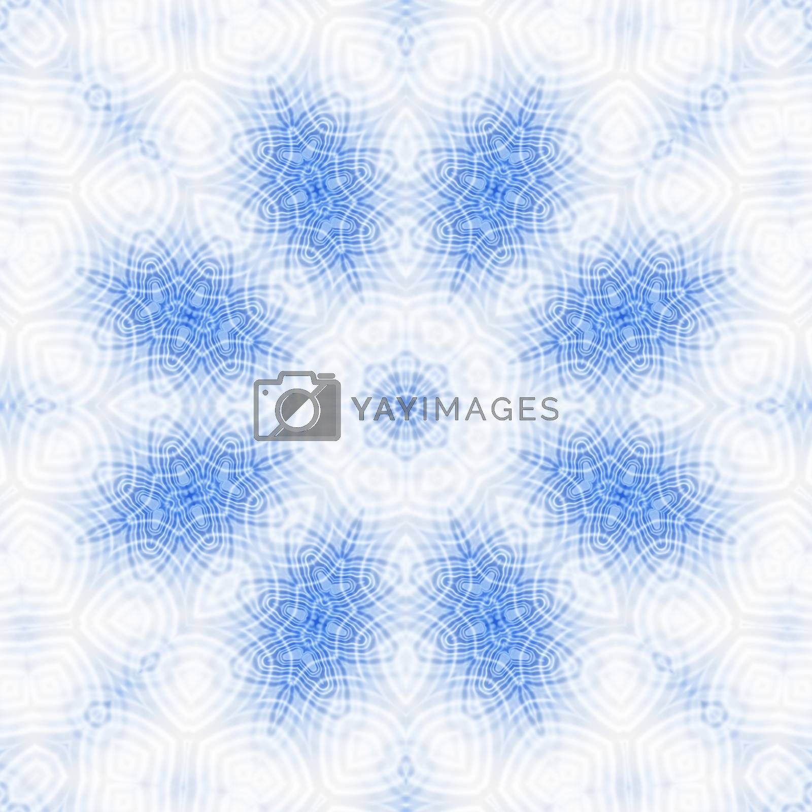 Abstract pattern by dink101