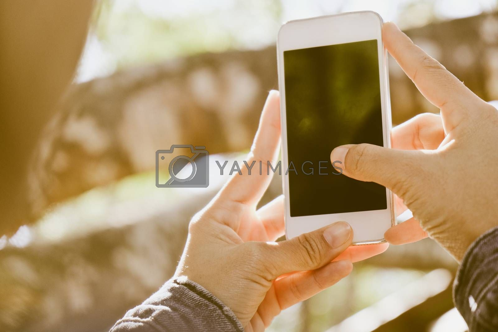 communication technology,People Using a Smart Phone background