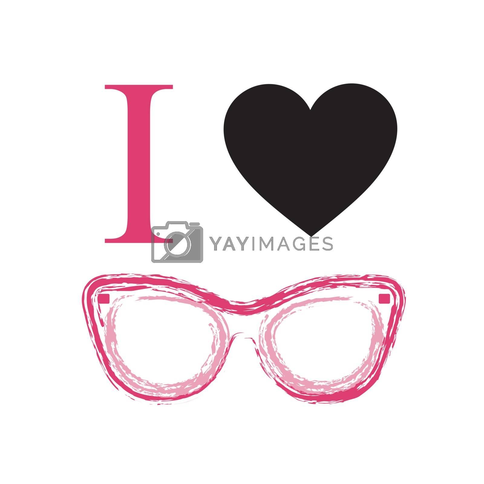 I love fashion eye wear