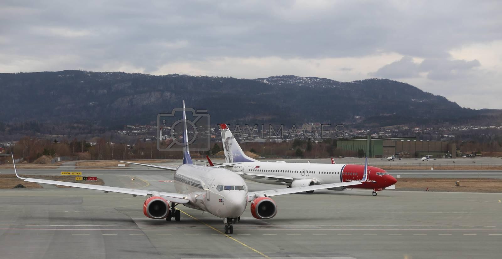Trondheim lufthavn - Værnes