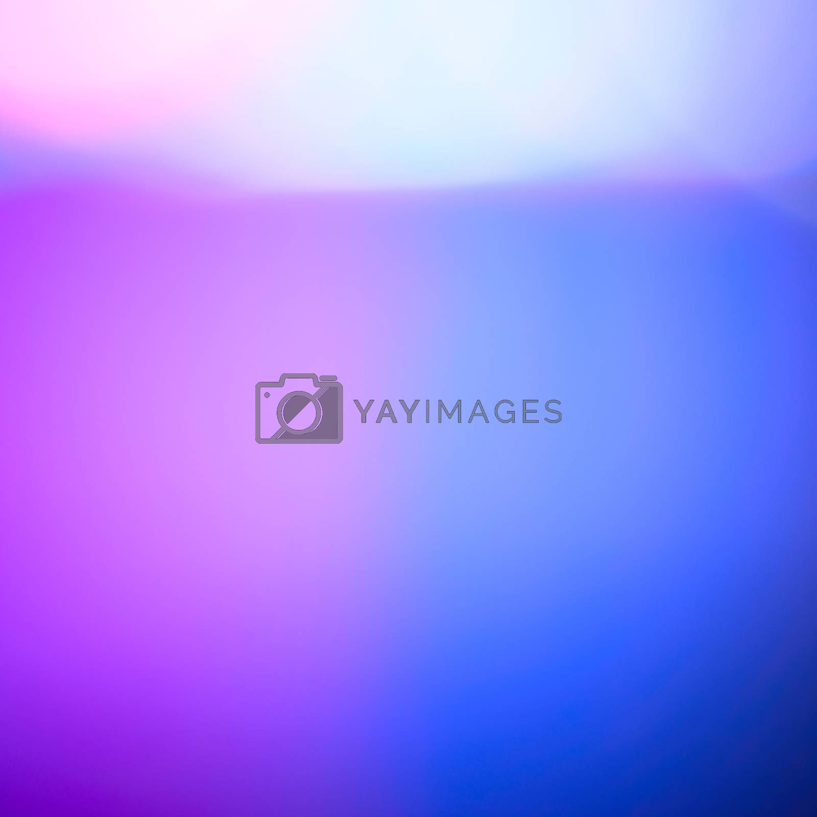 Blur abstract blue and purple lights can be used for background