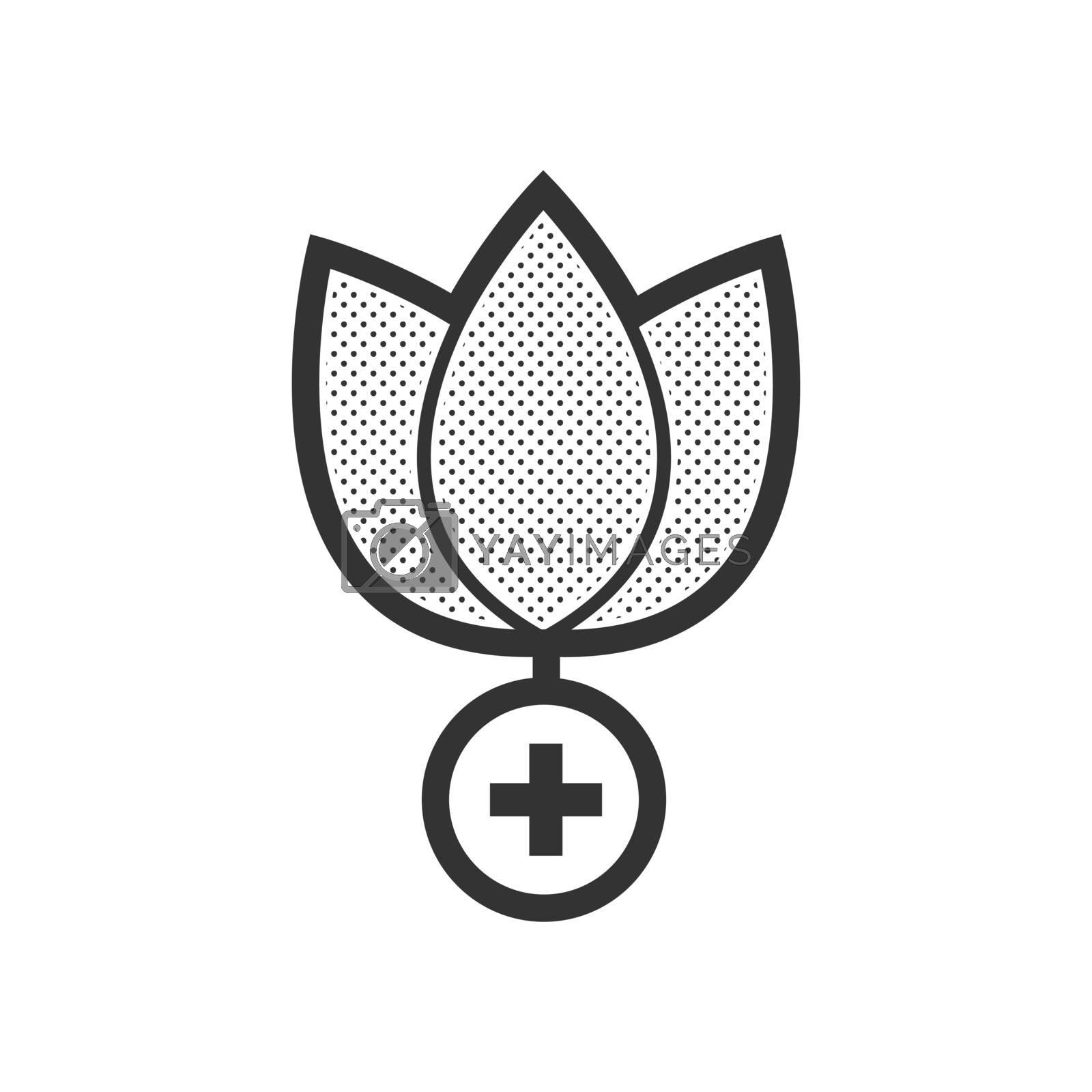 Medical Alternative logo and icons