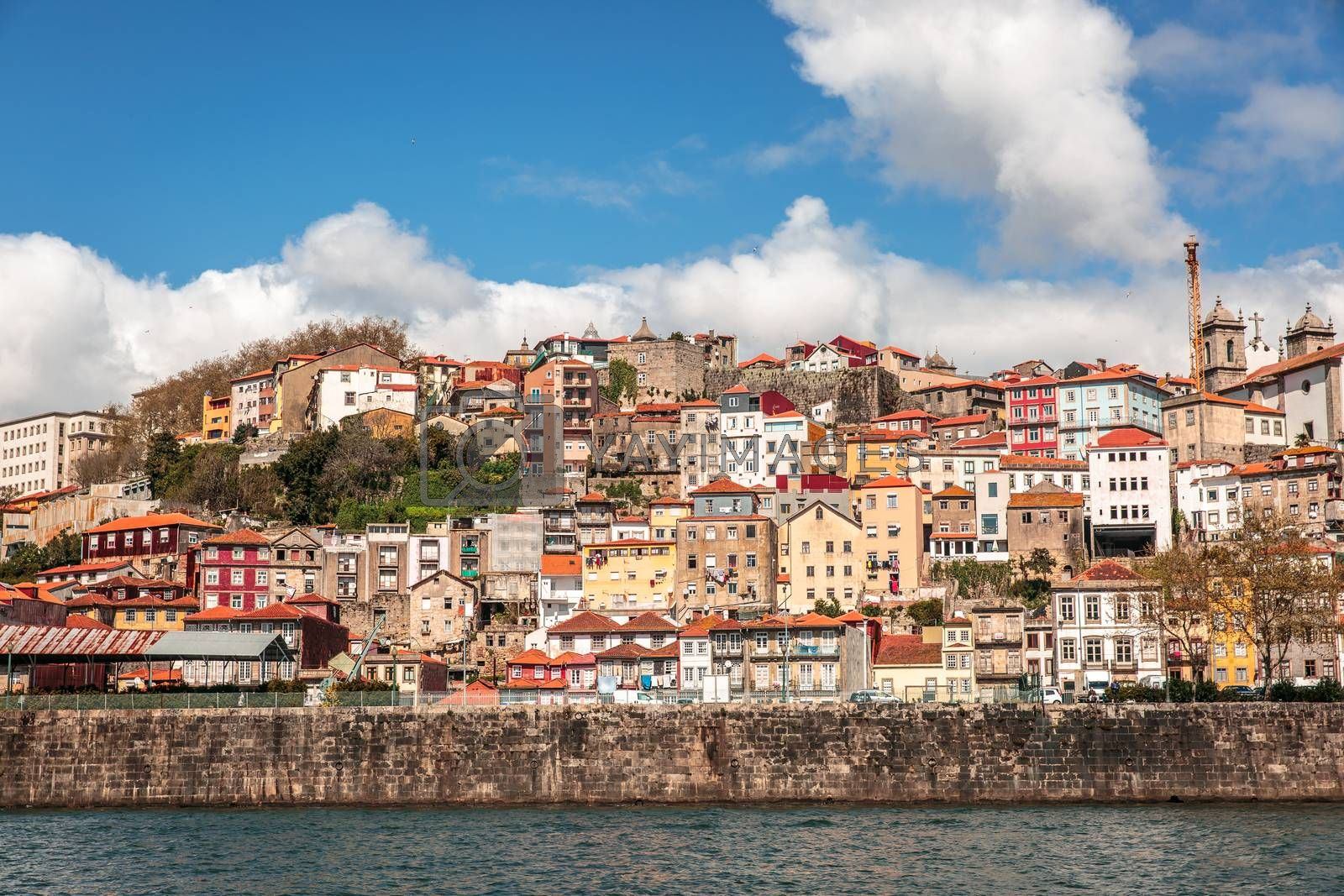 Porto, the beautiful city on the north of Portugal