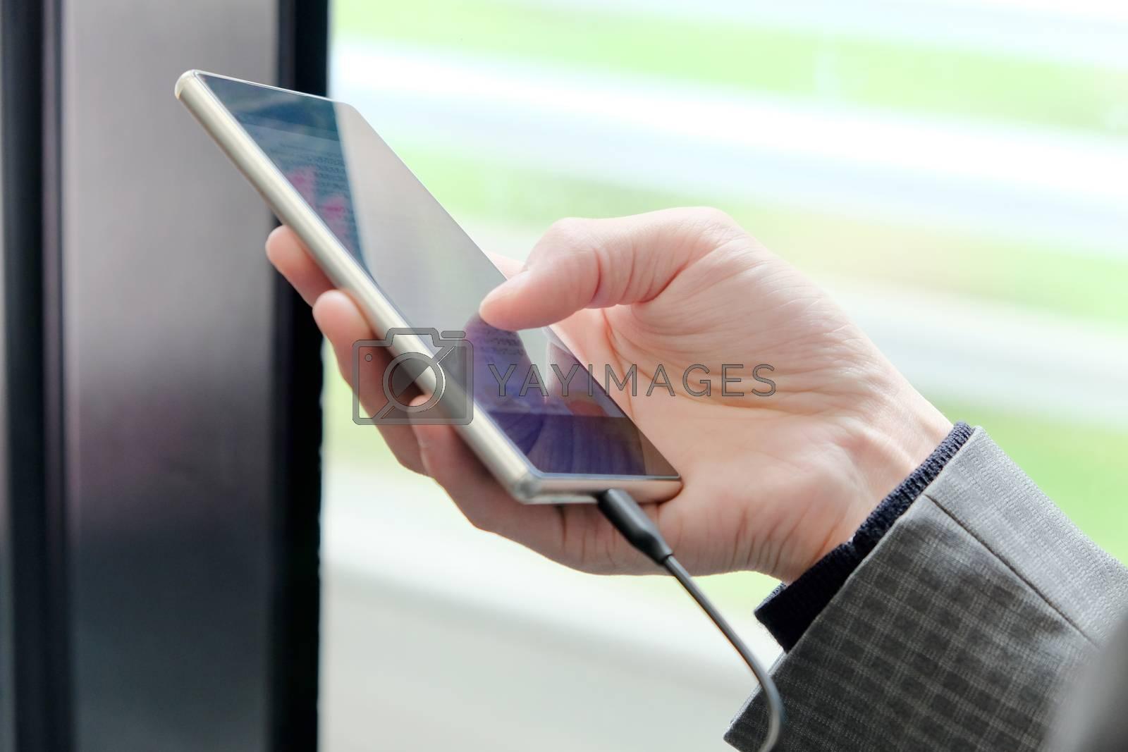 Communication technology by ponsulak