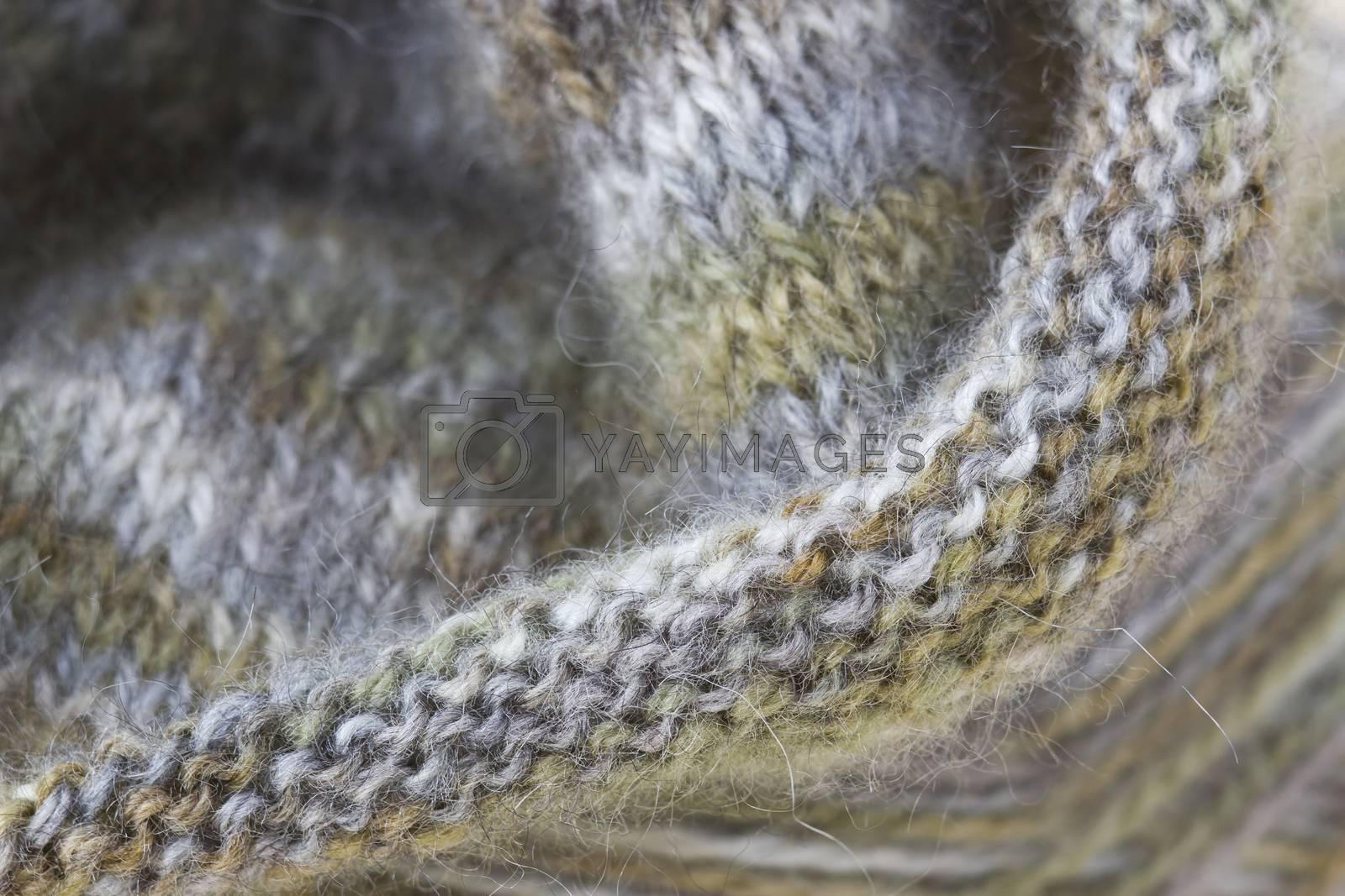 Royalty free image of Woollen thread  by miradrozdowski