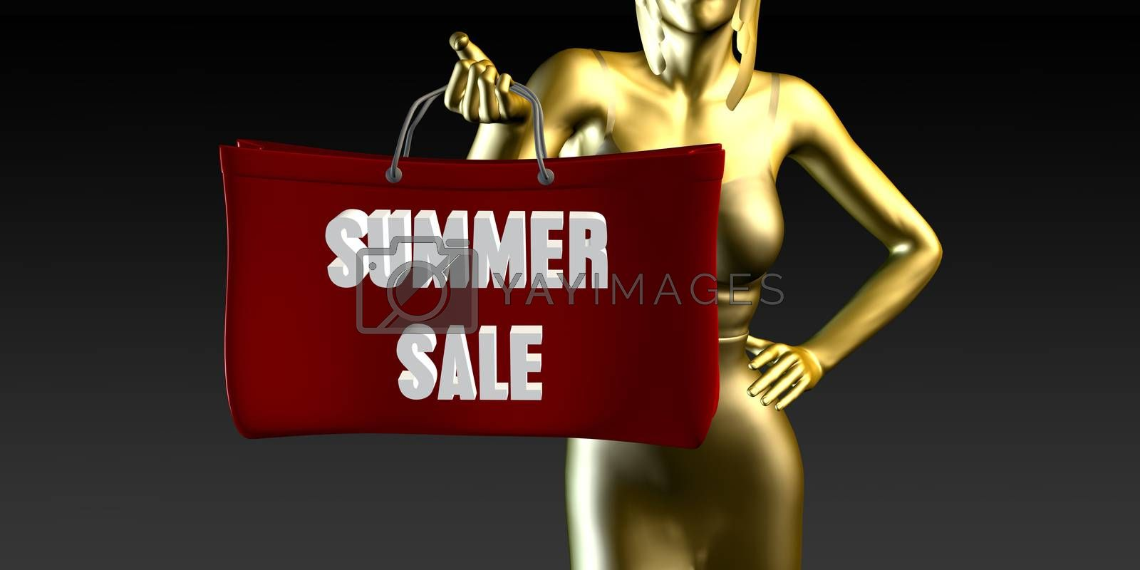 Summer Sale or Sales as a Special Event