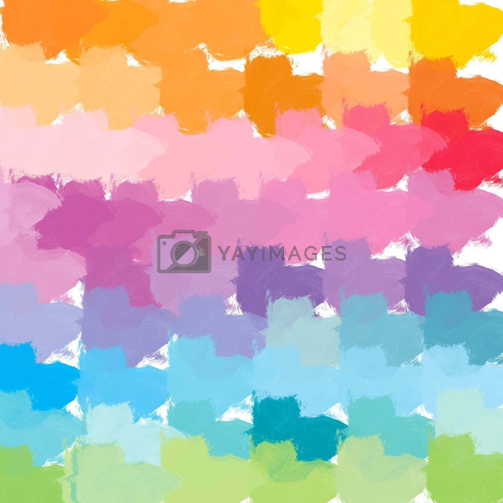 abstract background with colored texture